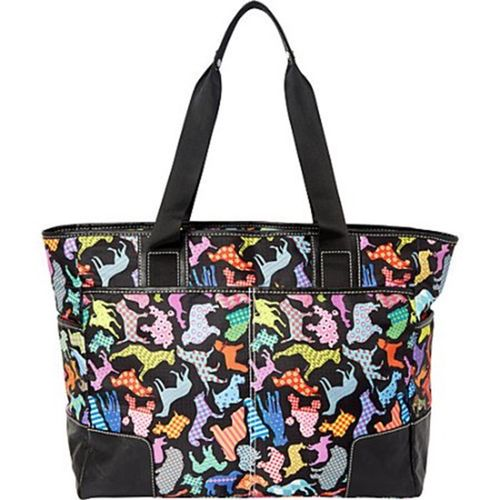 Sydney Love Best in Show Dog Large Shoulder Tote Bag